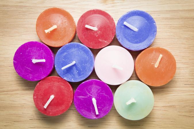 火元素家居风水蜡烛,蜡烛是多功能的家居风水工具